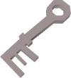 Maze key detail