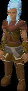 Crest of Seren equipped