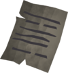 Mysterious letter detail