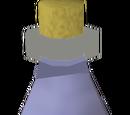 Vial of water