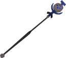 Law talisman staff