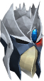 Reinforced slayer helmet chathead