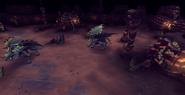 Shilo Village mine hydrix dragons