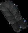 Werewolf legs (grey, female) detail