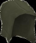 Hunter hood detail