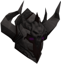 Malevolent helm (shadow) chathead