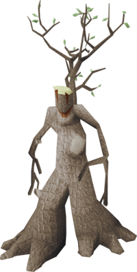 Dave the giant ent