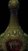 Hardened healer hat detail