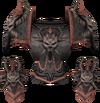 Malevolent cuirass detail