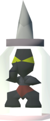 Ninja impling jar detail