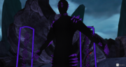 Zaros return cutscene 1