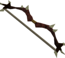 Dark bow