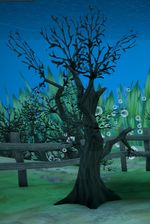 Dead tree (Beneath Cursed Tides)