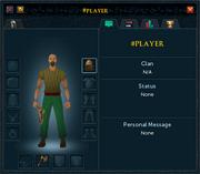 Player examine