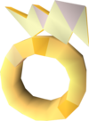 Seers' ring (i) detail