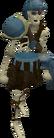 Skeleton brute old