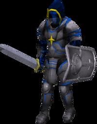 Saradomin's Spiritual Warrior.