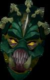 Helm of Darkness detail