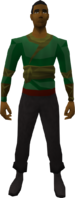 Retro ranger gear