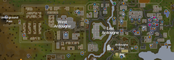 Ardougne map