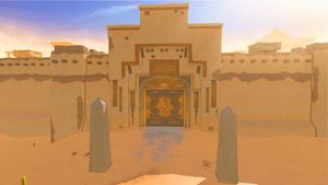Menaphos Gate