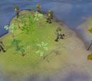 Moss Giant Island