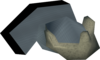 Third-age mage hat detail