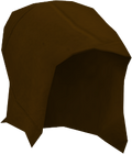 Dungeoneering hood detail