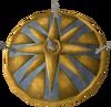 Aten (Heru's shield) detail