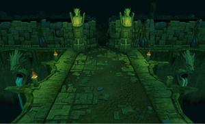 Brimhaven dungeon entrance