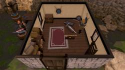 Gaius's Two-Handed Shop interior