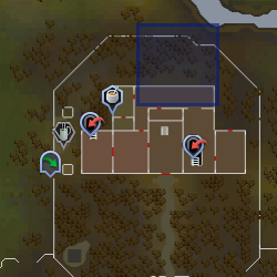 Icxan location (Draynor Manor)