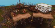 Black Knights' camp (South)