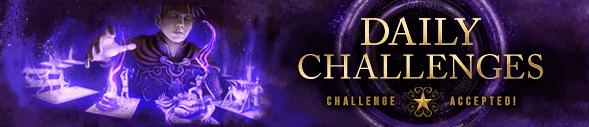 Challenge system banner