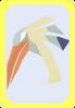 Preening ibis card (team) detail