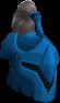 Rune heraldic helm (Saradomin) chathead