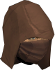 Mysterious person (Zamorakian) chathead