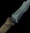 Off-hand kratonite dagger detail