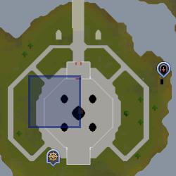 Wizard Borann location