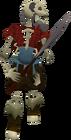 Skeleton warlord old