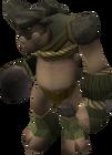 Thrower troll