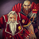 Chaos Grimsson and Hreidmar icon