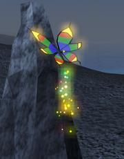 Charming moth