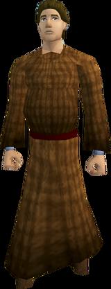 Cave monk