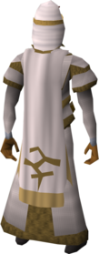 Bandos cloak equipped