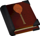 Glassblowing book detail