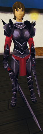 Black Knight sergeant