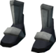 Demon slayer boots detail