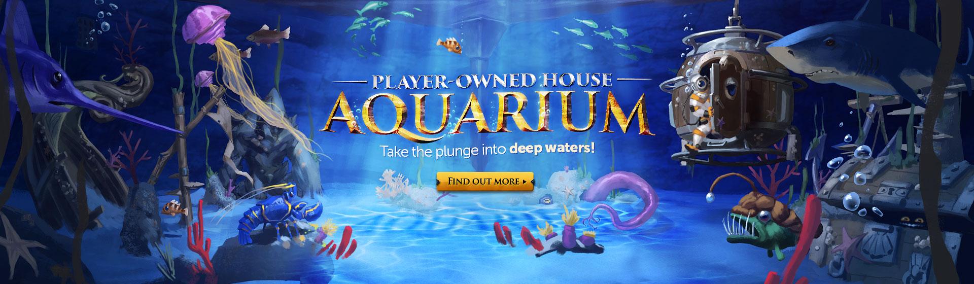 Fish in aquarium runescape - Full Resolution