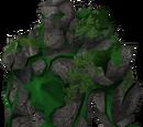Emerald golem outfit